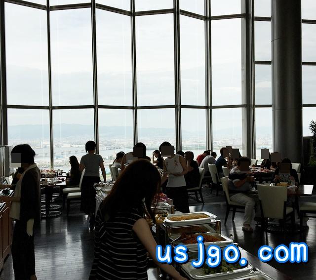 ホテル京阪 ユニバーサル・タワー スカイレストラン トップ・オブ・ユニバーサル