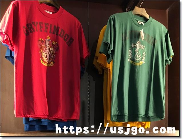 USJ ハリポタグッズ Tシャツ