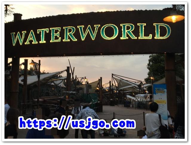 USJ ウォーターワールド ワンピースプレミアショー