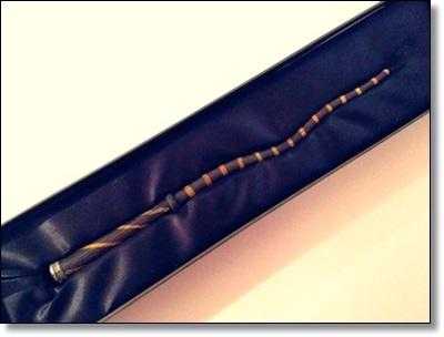ヤナギ 杖