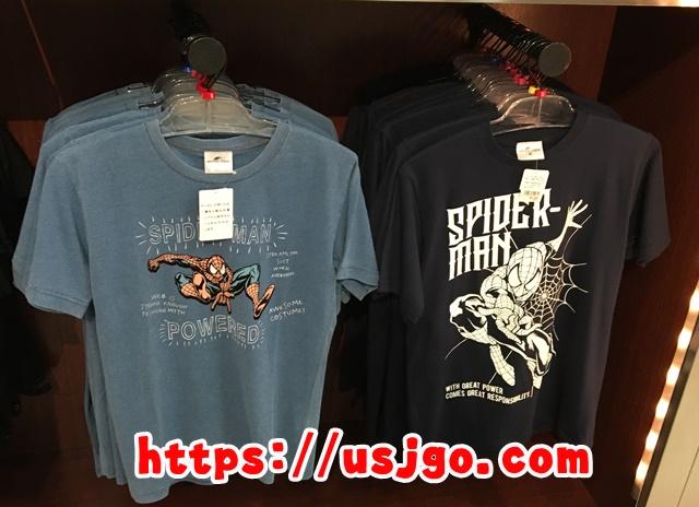 USJ スパイダーマン Tシャツ