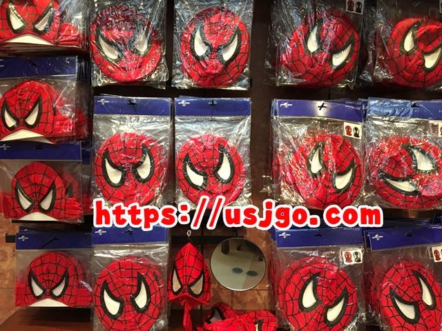 USJ スパイダーマン なりきりマスク