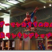 USJ スパイダーマン お土産 グッズ