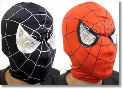 USJ スパイダーマン お土産グッズ なりきりマスク