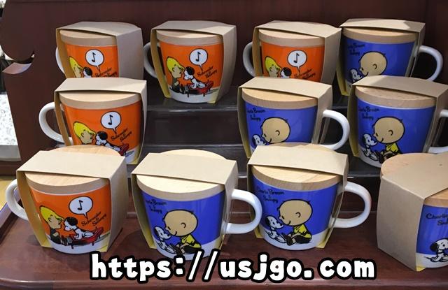 USJ スヌーピー マグカップ