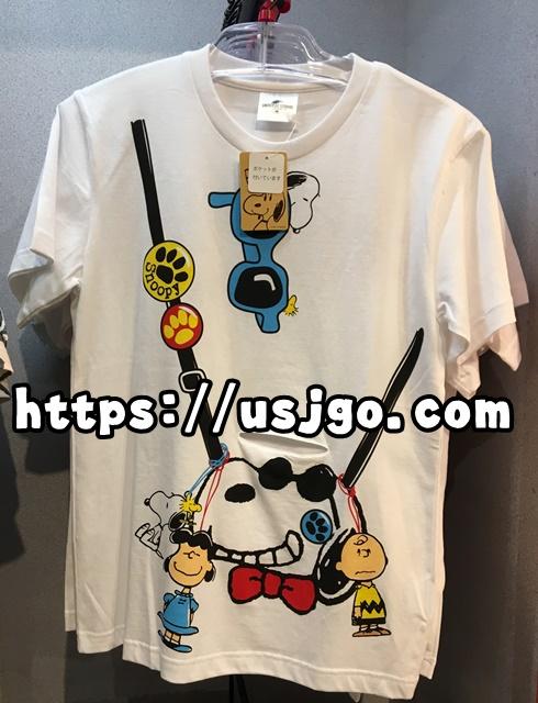 USJ スヌーピーTシャツ②