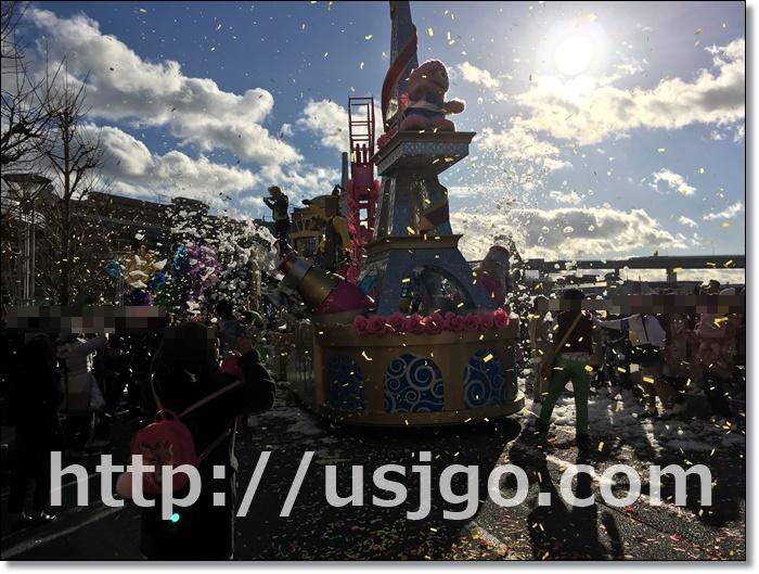 USJ リボーンパレード