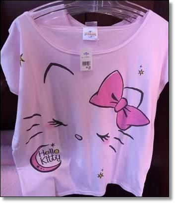 USJ キティ Tシャツ