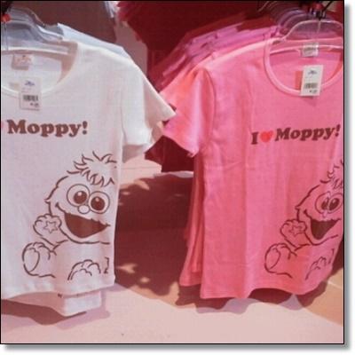 USJ モッピー Tシャツ