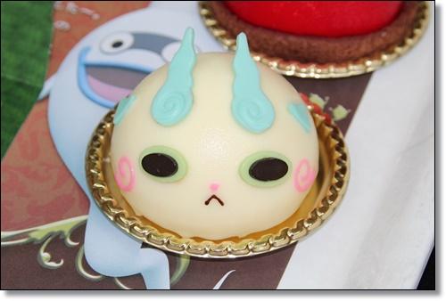 USJ 妖怪ウォッチ コマさんのホワイトチョコムース