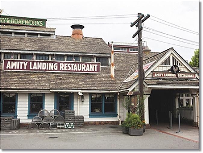 USJ ワンピース 絆グッズ アミティ・ランディング・レストラン