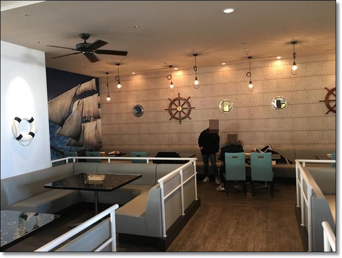 USJ ホテルユニバーサルポート リコリコ レストラン