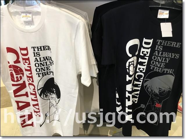 USJ コナン Tシャツ