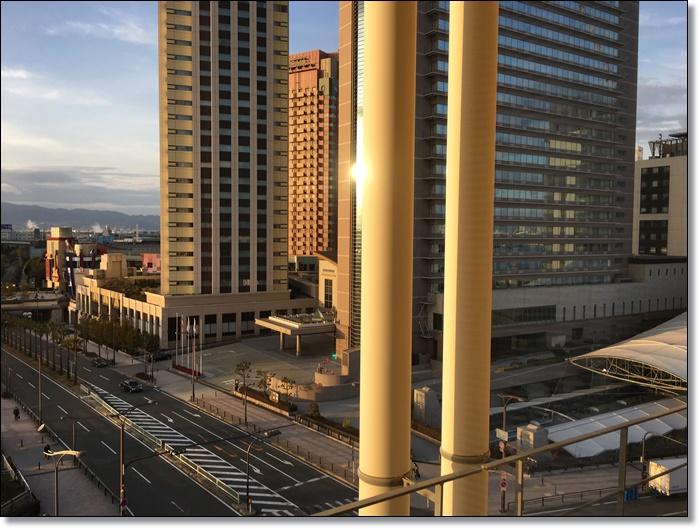 USJ ホテルユニバーサルポート スタンダードキングルーム 駅側 画像