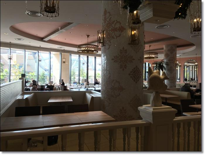 USJ ザパークフロントホテル レストラン アーカラ 画像