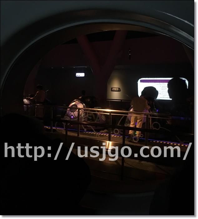USJ エヴァンゲリオン XRライド