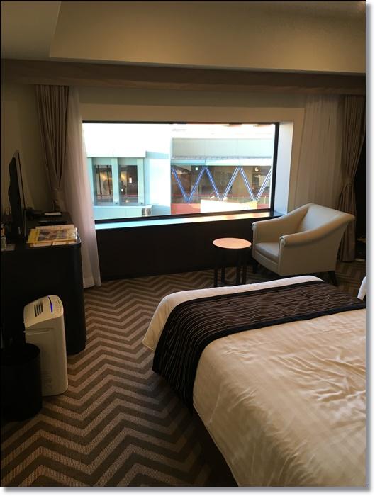 USJ パークフロントホテル 部屋