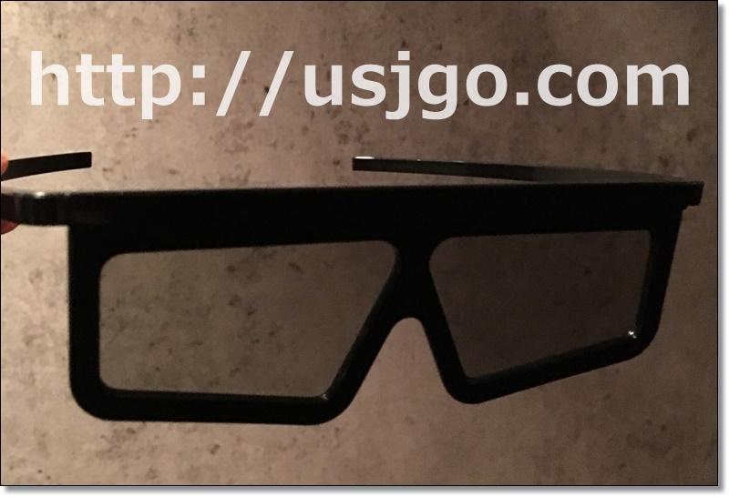 USJ 進撃の巨人 4Dメガネ