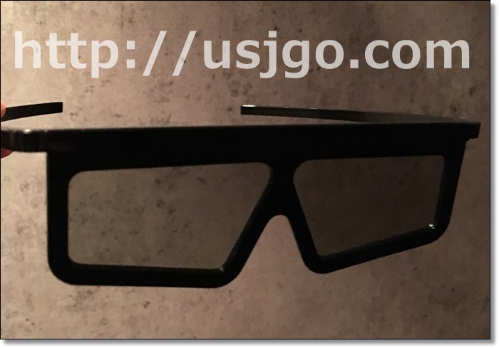 USJ 3Dメガネ 進撃の巨人