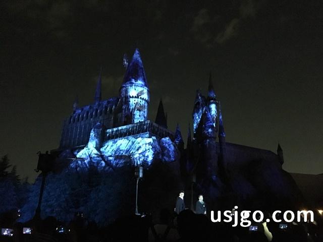 USJ ハリーポッター ナイトショー チケット