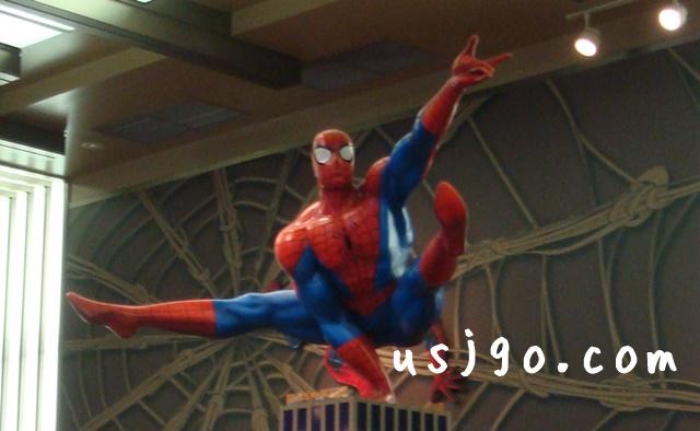 USJ スパイダーマン