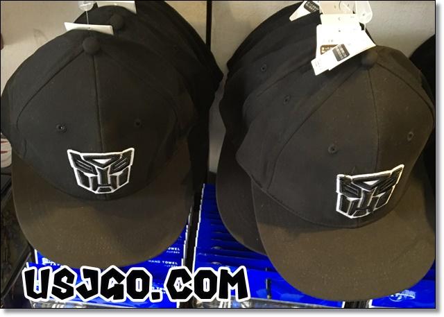 USJ トランスフォーマーグッズ 帽子