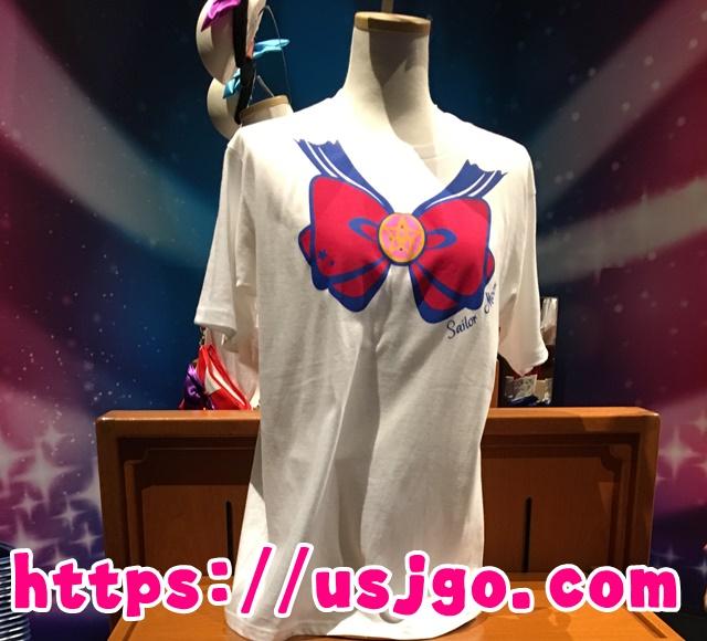 USJ セーラームーン なりきりTシャツ