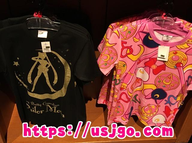 USJ セーラームーン Tシャツ