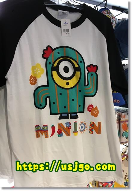 USJ ミニオン サボテン Tシャツ