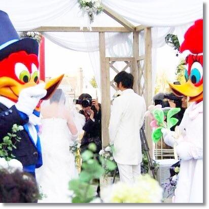 USJ ロンバーズ・ランディング 結婚式