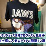 USJジョーズおすすめグッズとお菓子!お土産に人気のアイテム厳選12選!