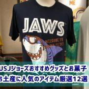 USJ ジョーズ おすすめお土産グッズ