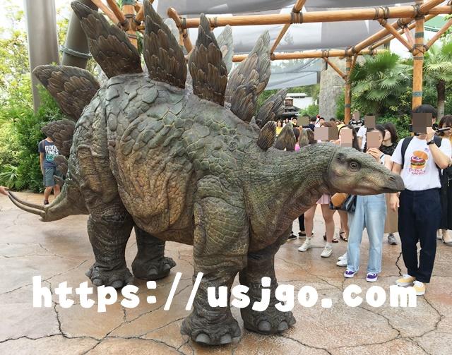 USJ ジュラシック・パーク 恐竜3