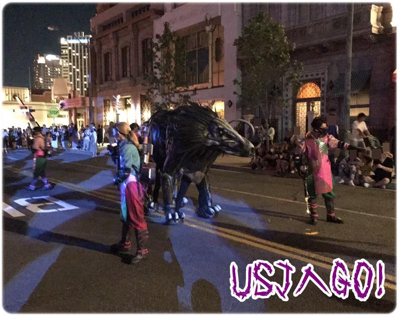 USJ ストリートゾンビ2019