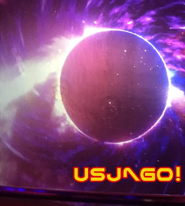 USJ スペースファンタジーブラックホール ネタバレ注意