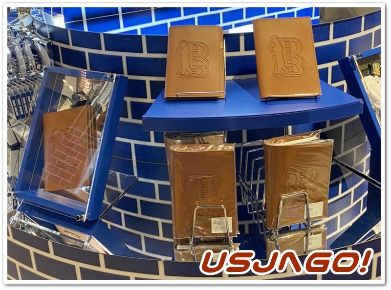USJ コナン2020 グッズ 探偵手帳型ノート